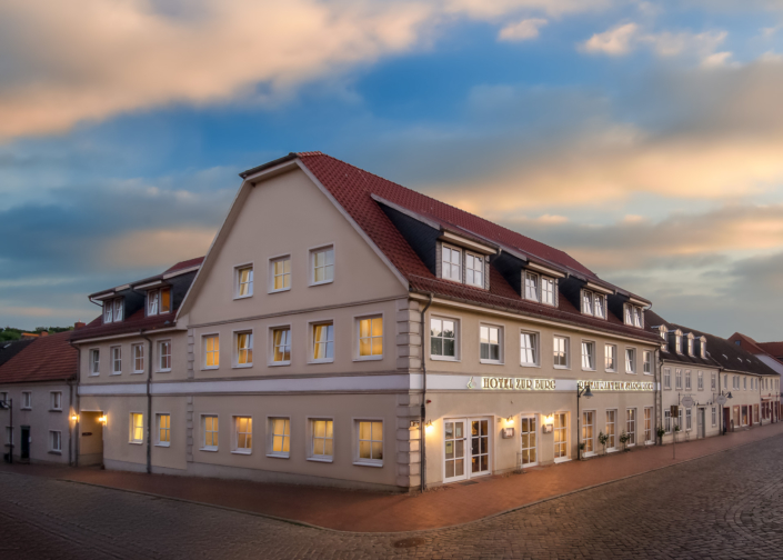 Hotel zur Burg - Burg Stargard