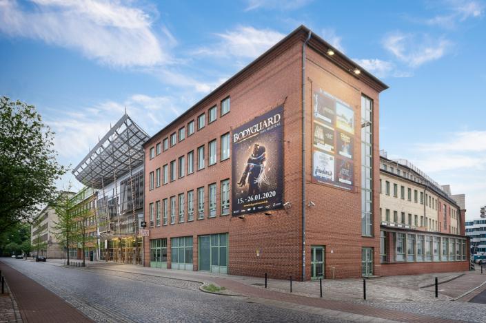 Architekturfotografie Theater Bremen