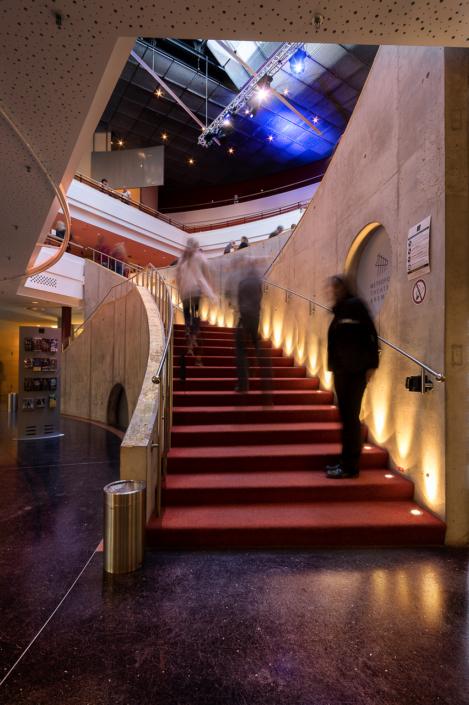 Interieurfotografie Bremen Theater